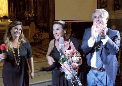 """Al """"Premio Pimentel Lina Sastri al """"Premio Pimentel Fonseca"""" prologo di Imbavagliati PREMIO PIMENTEL FONSECA – II edizione"""