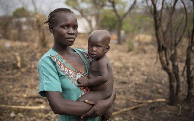 Aiuta i rifugiati sudanesi in Uganda