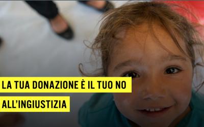 Amnesty International: donazioni per la difesa dei diritti umani