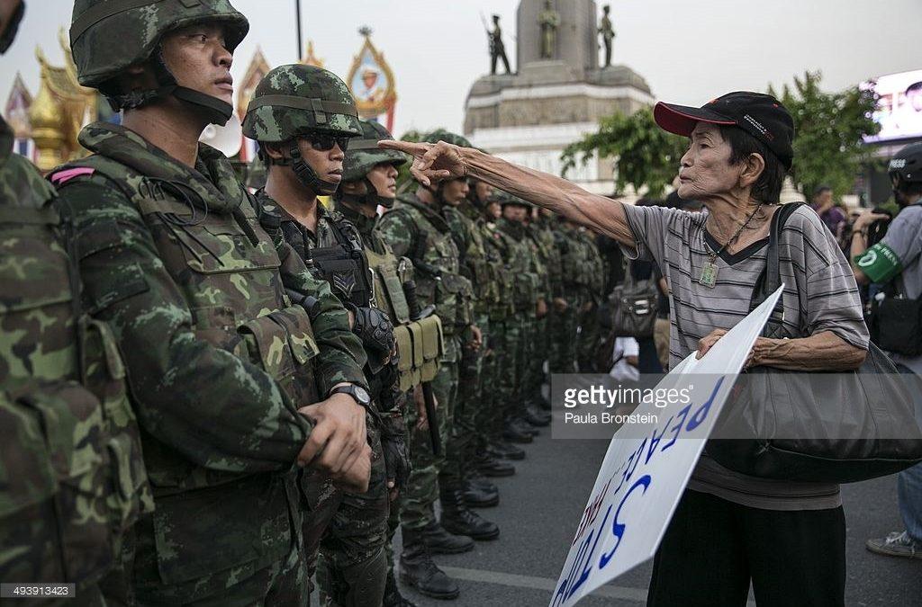 Canale TV sospeso in Tailandia