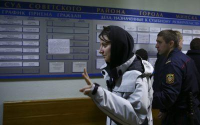 CoE potrebbe includere la Bielorussia nella Piattaforma di monitoraggio dei giornalisti in pericolo