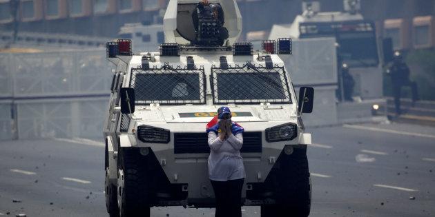Venezuela: uccise 9 persone durante le proteste contro Maduro
