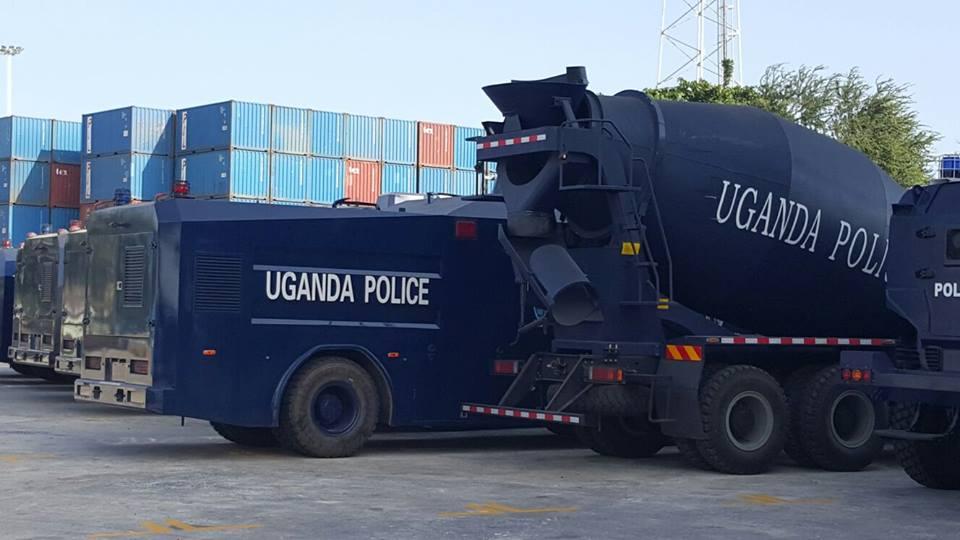 Uganda: polizia attacca giornalisti mentre seguivano l'arresto di un membro dell'opposizione