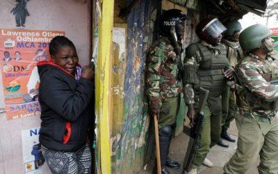 Giornalisti minacciati in Kenya dopo le elezioni