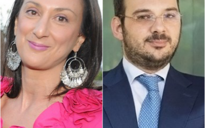 """ESCLUSIVA IMBAVAGLIATI / Paolo Borrometi: """"Daphne aveva tutti i potenti contro. Ora scorta mediatica per le sue inchieste""""."""
