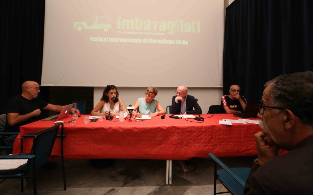 Terza Giornata / Guerre Innocenti: immigrazione e resistenza civile