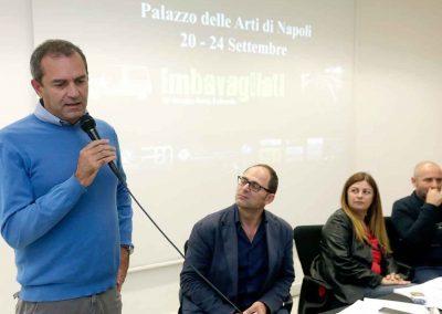 """Terza edizione di """" IMBAVAGLIATI """" Festival del giornalismo civi"""