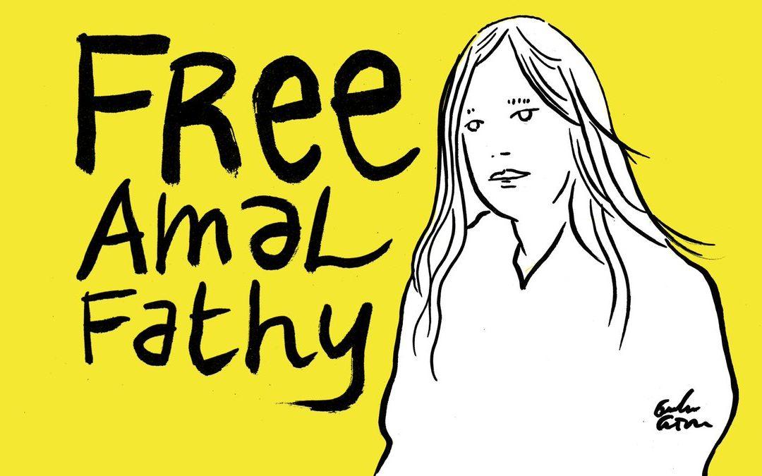 Inizia lo sciopero della fame Paola Regeni: in Egitto è stata arrestata Amal Fathy, una delle attiviste alla ricerca della verità sul ricercatore scomparso