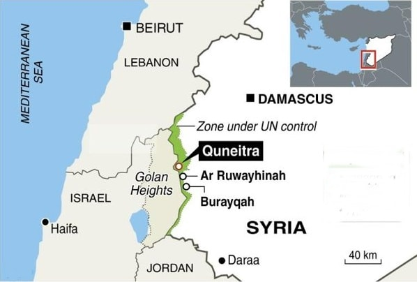 Anche Imbavagliati si unisce all'appello per proteggere i 270 giornalisti intrappolati a Quneitra