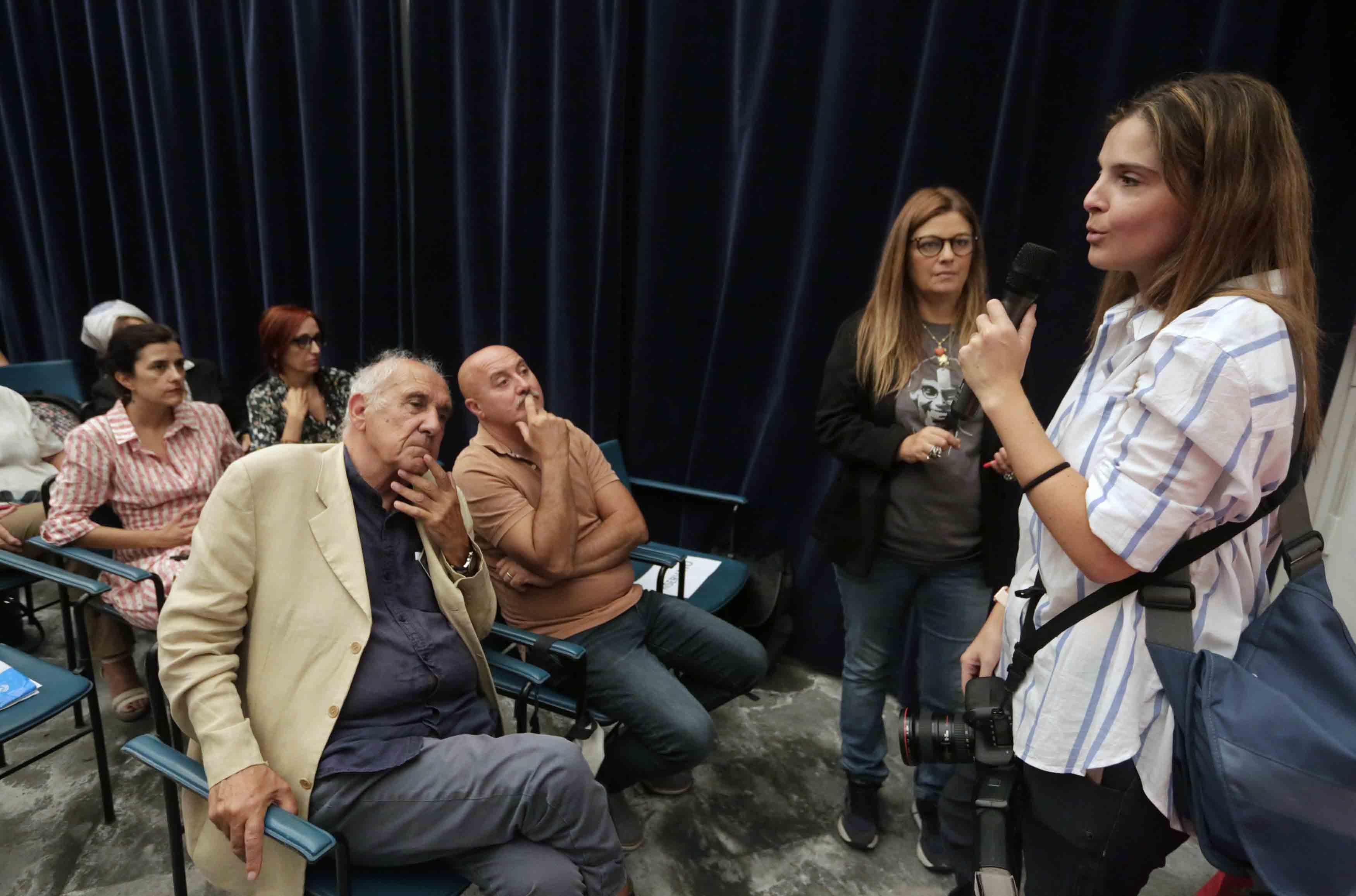 Imbavagliati 2019 / festival del giornalismo civile: Inaugurazio